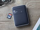 Western Digital launches My Passport Wireless hard drive with built-in SD card reader