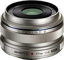 Olympus US gives $500 price and December date for 17mm f/1.8