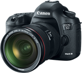 Canon updates firmware for EOS 5D Mark III