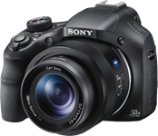 Got zoom? Sony introduces DSC-H400 with enormous 63X zoom