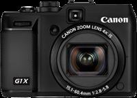 Preview: Canon PowerShot G1 X large sensor zoom compact
