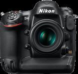 Nikon announces D4 'multi-media' DSLR