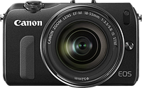 Canon EOS M: hands-on preview of Canon's first mirrorless EOS