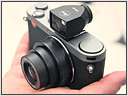 Leica X1 and brief hands-on