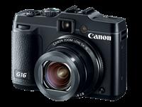 Canon's premium PowerShot G16 and S120 get minor updates
