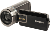 Samsung announces Q20, W300 and F80 camcorders