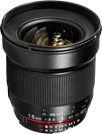 Samyang announces 16mm f/2.0 and 300mm f/6.3 Reflex lenses
