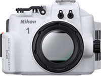 Nikon adds underwater housing and flash to 1 System