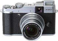 Just posted: Fujifilm X20 hands-on preview