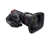 Canon announces Cine-Servo 17-120mm and HJ18ex7.6B HD zooms