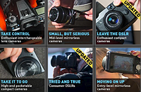 What to buy and why: Camera roundups updated
