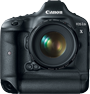 Canon updates firmware for EOS-1D X
