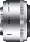 Nikon creates 18.5mm F1.8 fast prime lens for 1 system mirrorless cameras
