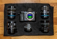 Using third-party lenses on the Sony a7 / a7R