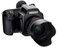 Pentax US offers mail-in rebates on 645D medium-format DSLR and lenses