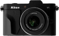 Richard Franiec adds custom accessory grip for Nikon 1 V1