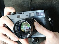 Just Posted: Leica M-Monochrom hands-on preview with image samples