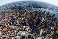 Stunning 360-degree view from One World Trade Center