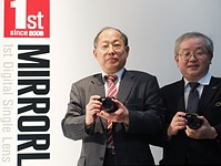Panasonic discusses its GH3 and the challenge of making a high IQ compact