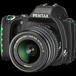 Very flashy: Ricoh unveils Pentax K-S1 DSLR
