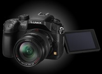 Studio comparison images added to Panasonic GH3 Preview