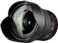 Samyang announces 10mm F2.8 manual focus wide-angle prime