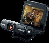 Canon announces unique Vixia Mini camcorder with fisheye lens