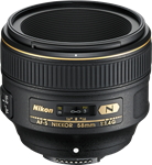 Nikon invokes spirit of 'Noct' with 58mm f/1.4G premium lens