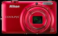 Nikon announces WiFi-enabled 12x Coolpix S6500