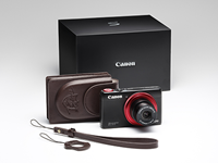 Canon announces Japan-only special-edition PowerShot S120 and G16