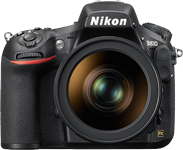 Nikon announces full-frame D810 with no OLPF