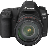 Canon updates EOS 5D Mark II firmware to v2.1.1
