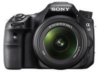 Sony US announces SLT-A58 DSLR and NEX-3N mirrorless cameras
