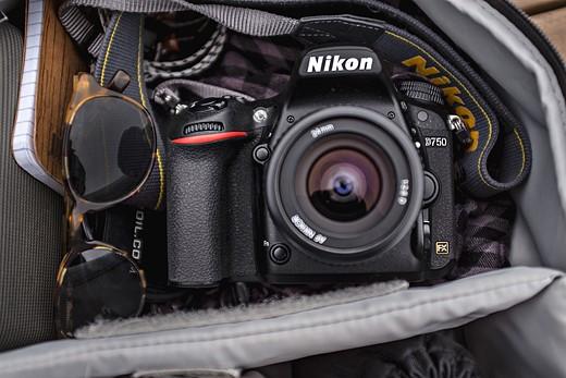 La Nikon D750