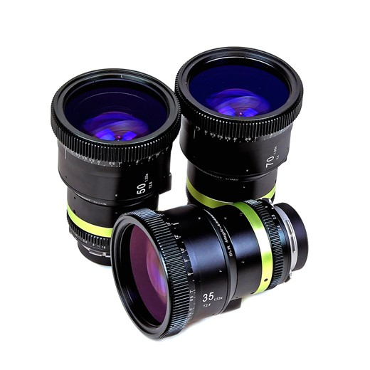 DPReview: SLR Magic announces anamorphic lenses for filmmakers