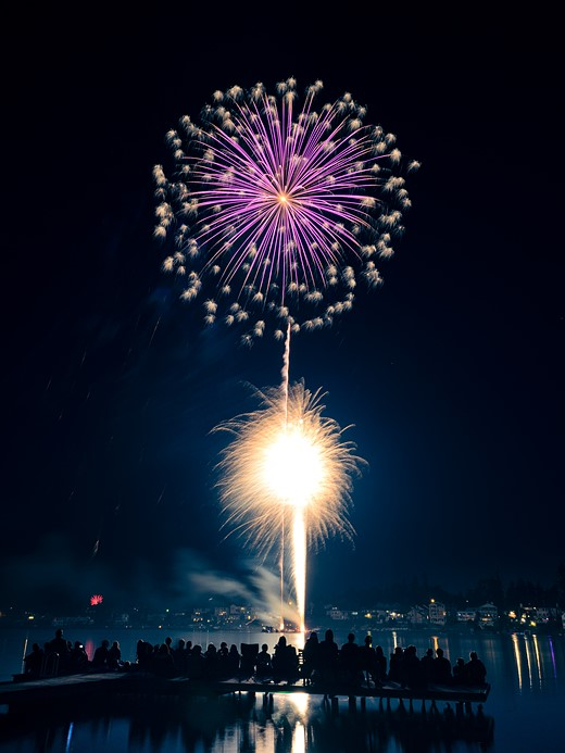 Photographing fireworks: The basics and then some 9