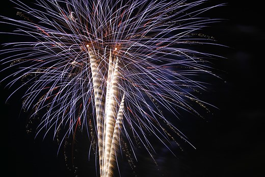 Photographing fireworks: The basics and then some 1