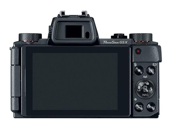 Canon G5x và G9x ra mắt: phân khúc máy cao cấp với cảm biến lớn - 94870