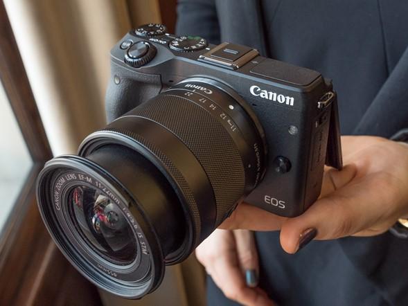 Canon EOS M3 chính thức được bán ra ở Mỹ: cảm giác cầm tốt hơn, cấu hình tương đương 750/760D - 88203