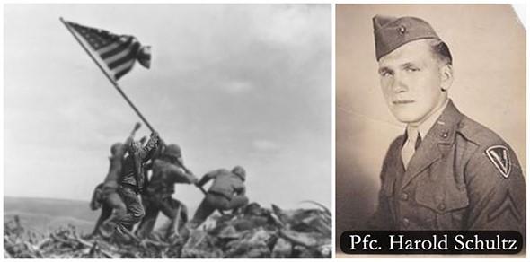 Correct name of mis-identified Iwo Jima flag raiser revealed after 70 years 1