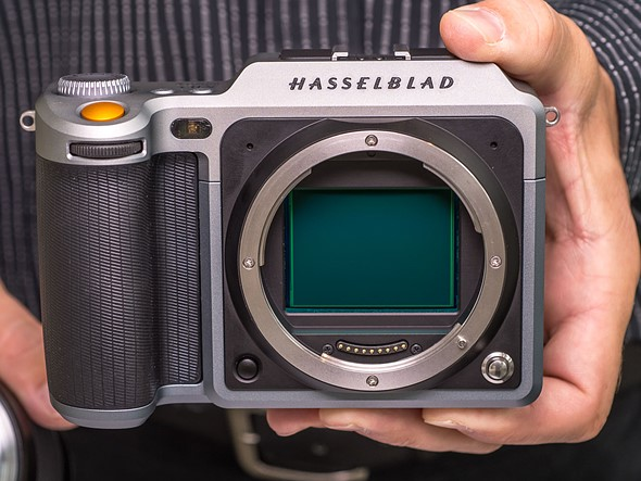 Mirrorless is 'probably' the future: an interview with Hasselblad Product Manager Ove Bengtson 2