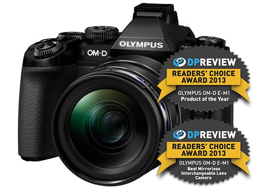 Best Product of 2013: Olympus OM-D E-M1