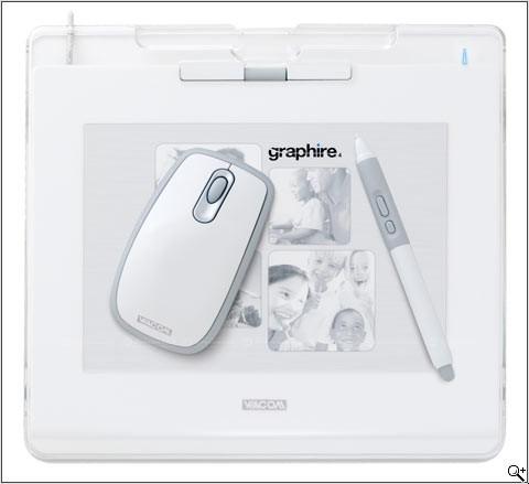 Wacom Graphire4 Tablet