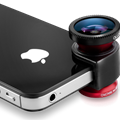 Mobile accessory review: Olloclip lens adapters for iPhone 4/4S