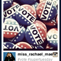 NBC creates a map of Instagram's election photos