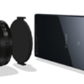 Has Sony developed an interchangeable lens for smartphones?