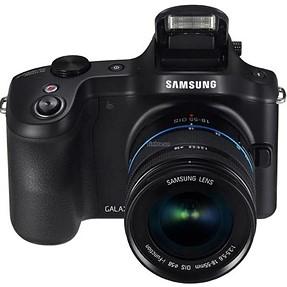 Samsung Galaxy NX - Android OS + Mirrorless Camera = FAIL