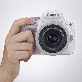 "The new Canon is a ""White Edition"" 100D"