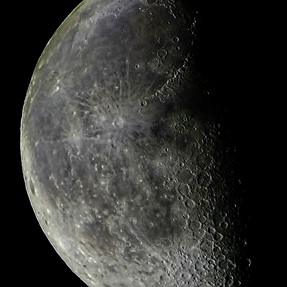 July 18 Orion Moon Shots. . .