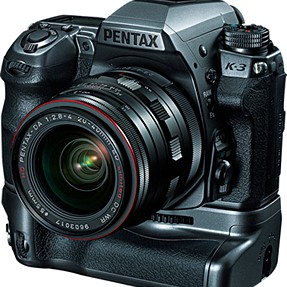 "New PENTAX K-3 ""Prestige Edition"""